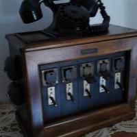 Vecchia Centralina Telefonica