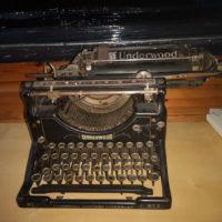 Vendita macchina da scrivere Underwood N.5
